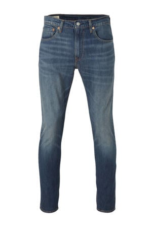 512 tapered fit jeans megamouth warp cool