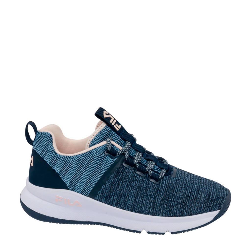 Fila   sneakers blauw, Blauw
