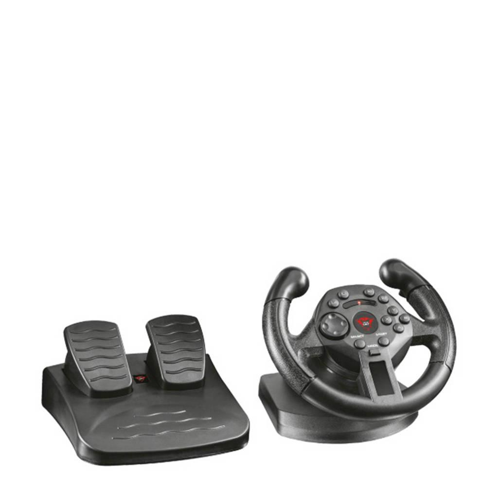Trust GXT 570 Compact Vibration racestuur (PC/PS3), -