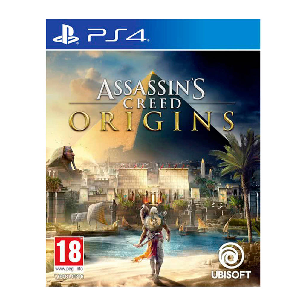 Assassin's Creed Origins (PlayStation 4), N.v.t.