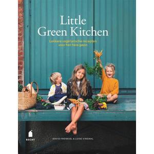 Little Green Kitchen - David Frenkiel en Luise Vindahl