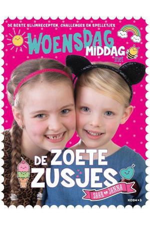 Woensdagmiddag met de Zoete Zusjes - Hanneke de Zoete