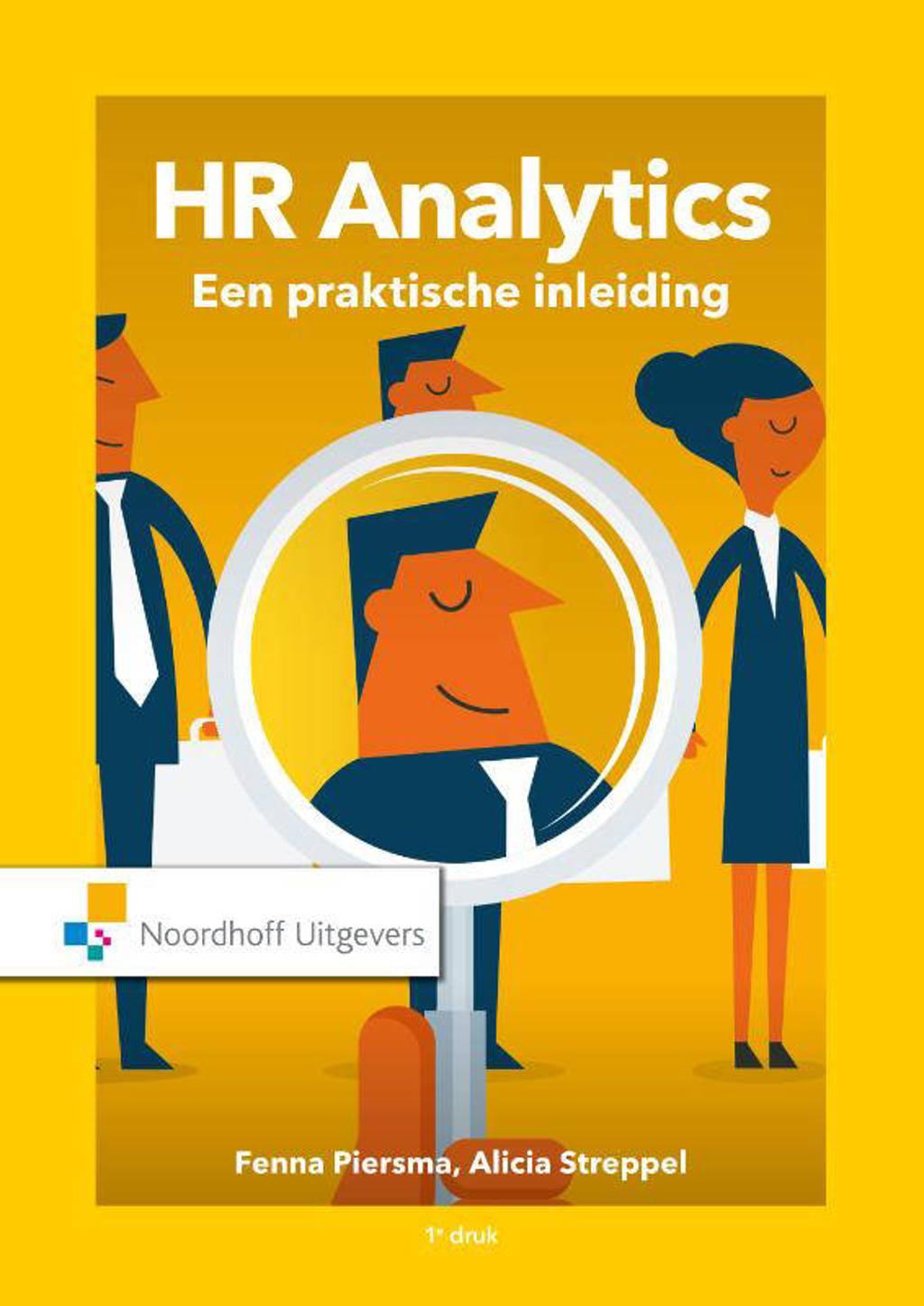 HR Analytics - Fenna Piersma en Alicia Streppel