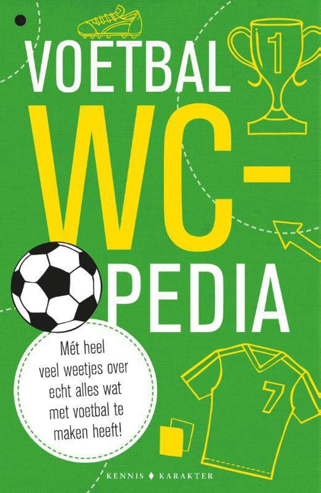 Voetbal WC-pedia - Studio Pym