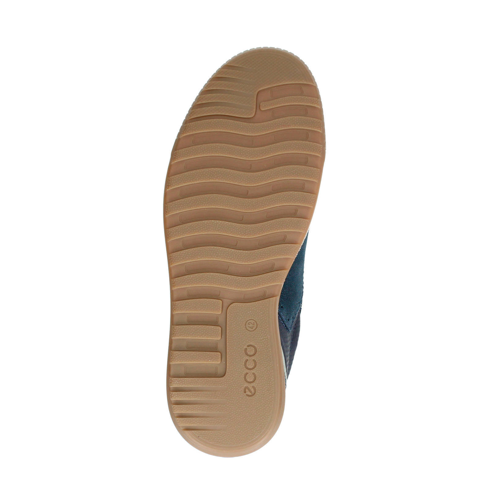 Byway Tred nubuck sneakers blauw