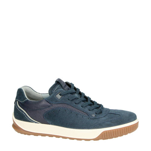 Ecco Byway Tred nubuck sneakers blauw