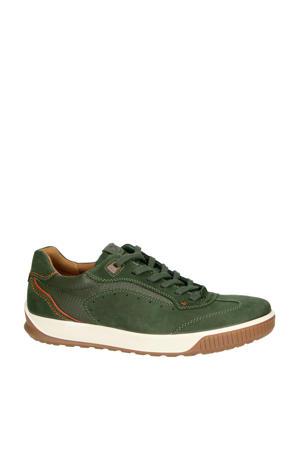 Byway Tred nubuck sneakers kaki