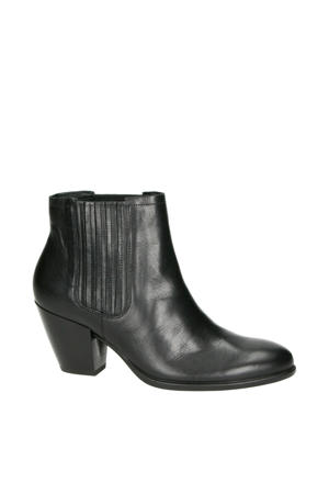 Shape 55 Western chelsea boots zwart