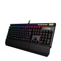 HyperX ALLOY ELITE RGB MECHANICA CHERRY MX BLUE gaming toetsenbord, Zwart