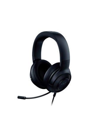 Kraken X gaming headset zwart