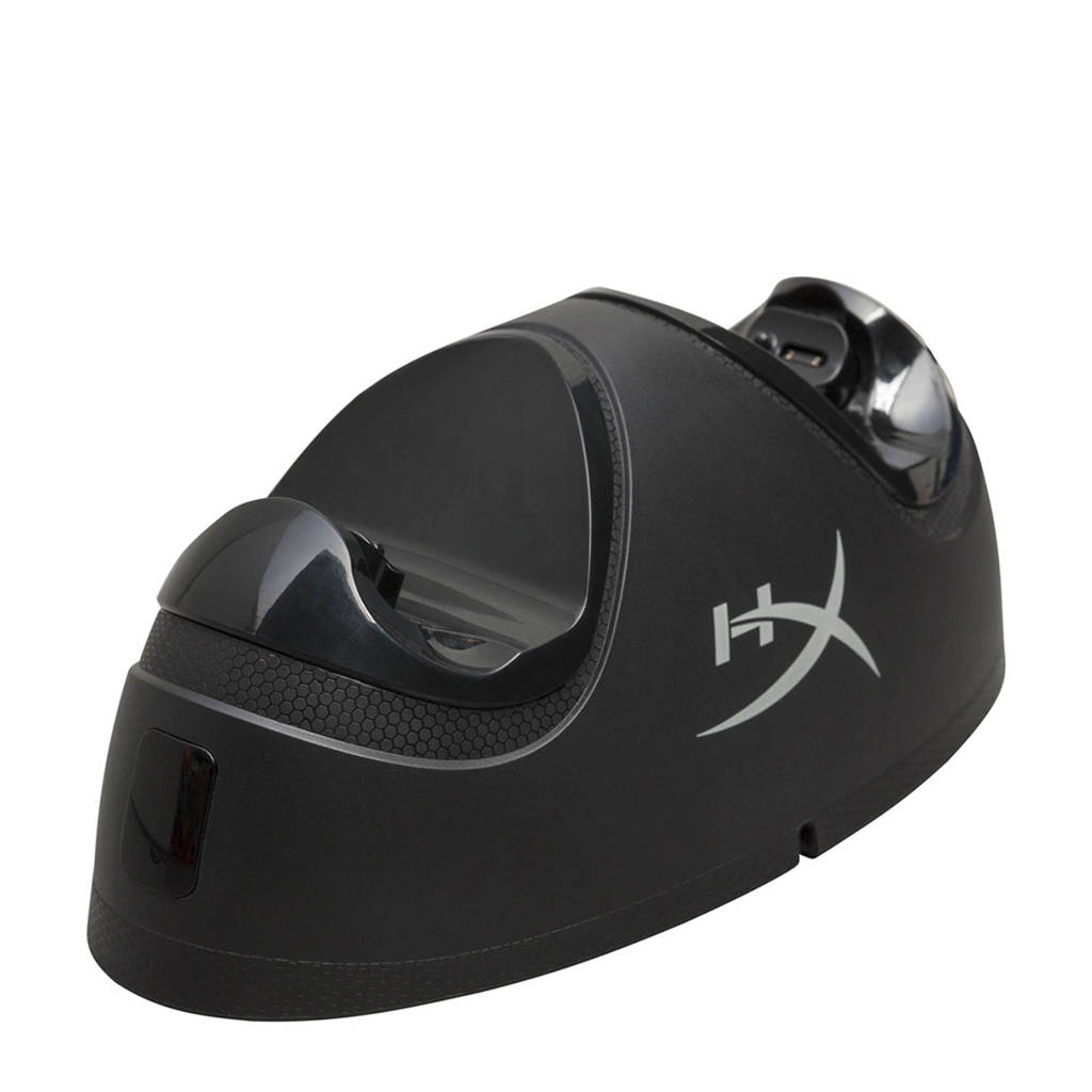 HyperX ChargePlay duo controller oplaadstation, Zwart