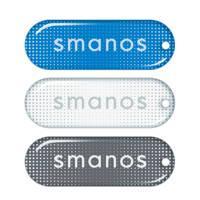 Smanos TG-20 RFID tag, Wit,blauw