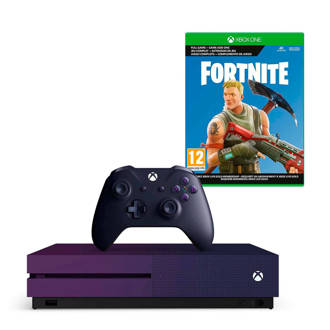 One S 1TB console + Fortnite Battle Royale Special