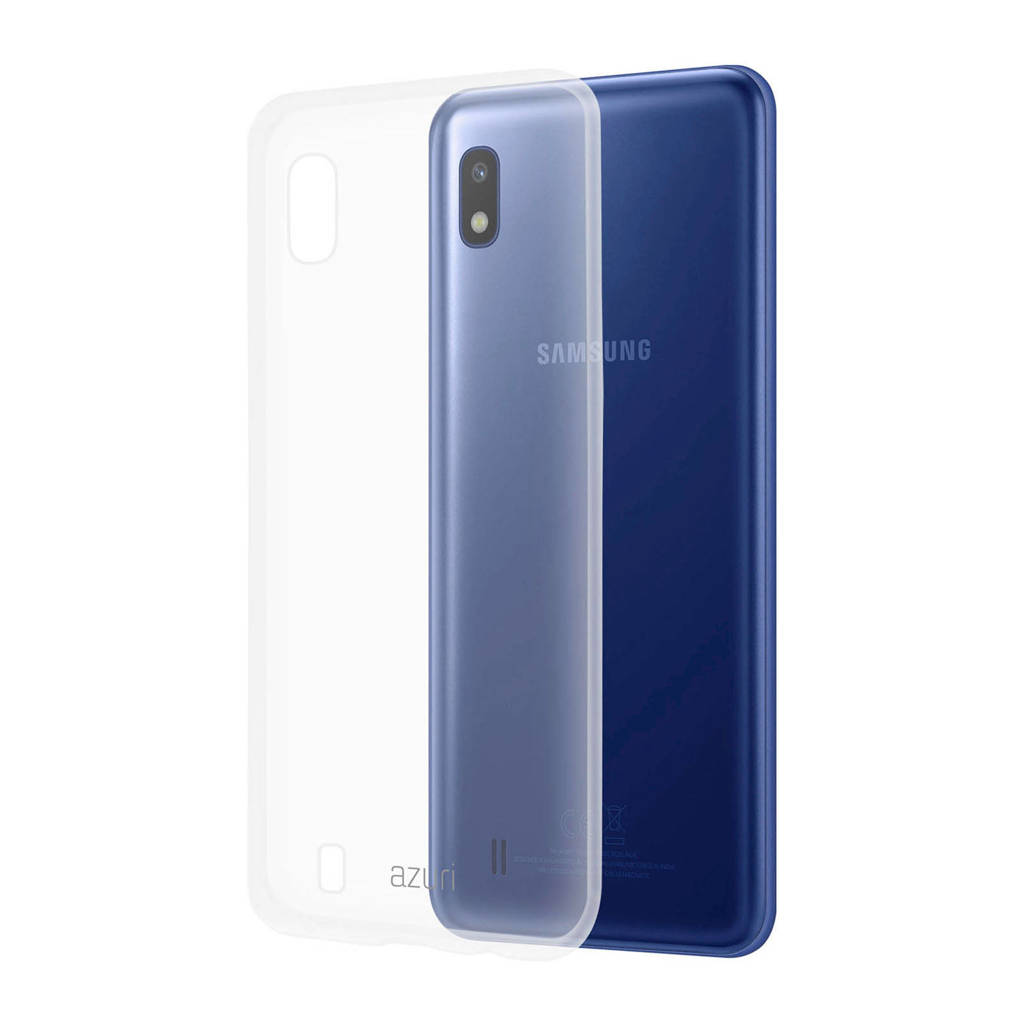 Azuri backcover Samsung A10, Transparant