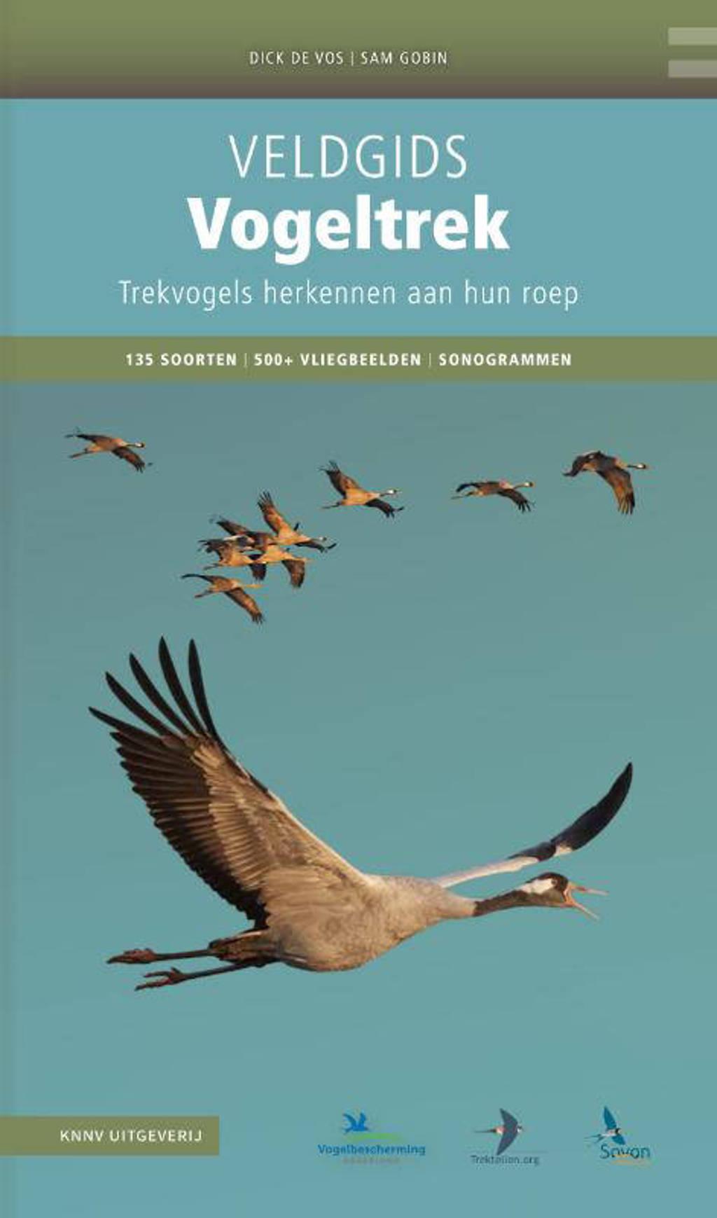 Veldgids Vogeltrek - Dick De Vos en Sam Gobin