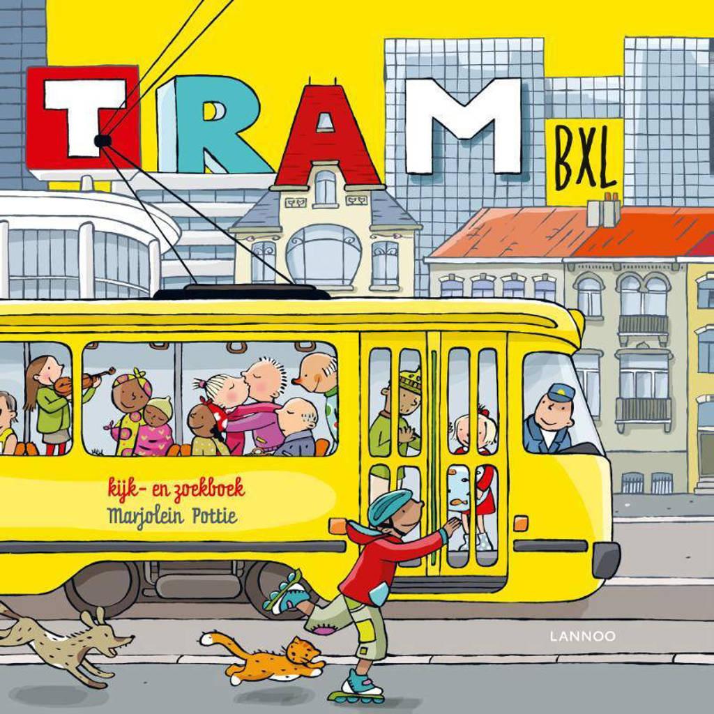Tram Bxl - Marjolein Pottie