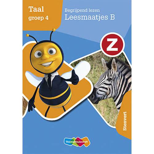 Z-Taal groep 4 Begrijpend lezen Leesmaatjes B Sten