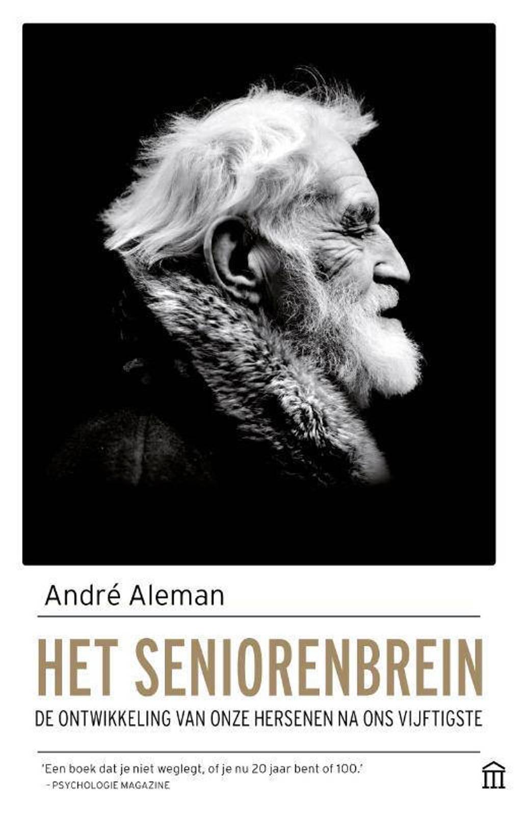 Het seniorenbrein - André Aleman