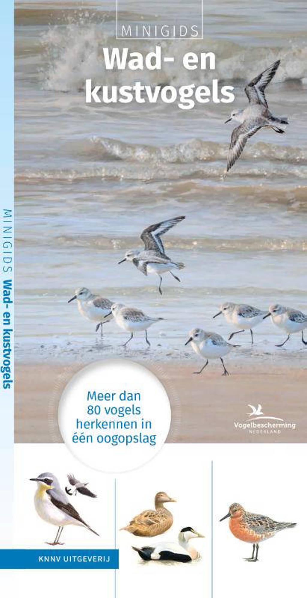 Minigids: Minigids Wad- en kustvogels - Maureen Kemperink