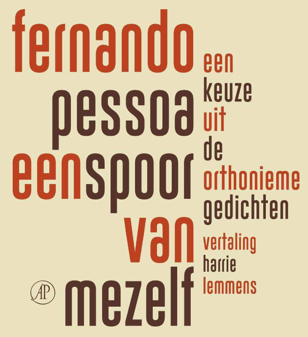 Een spoor van mezelf - Fernando Pessoa