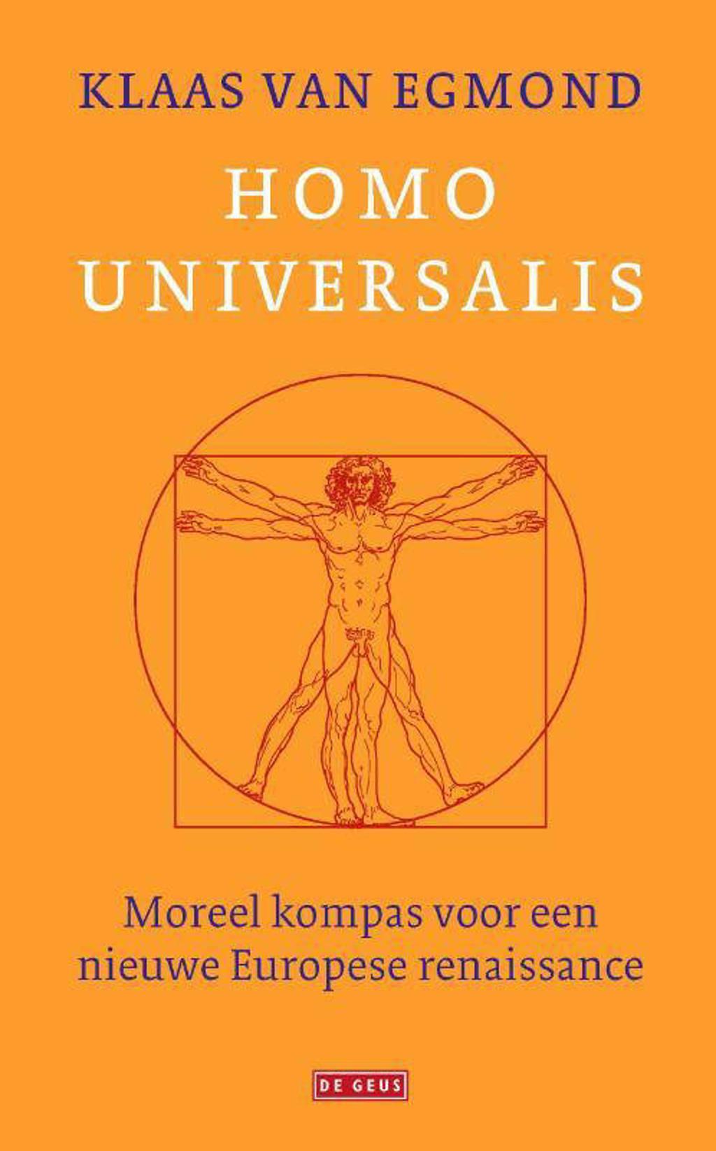 Homo universalis - Klaas van Egmond