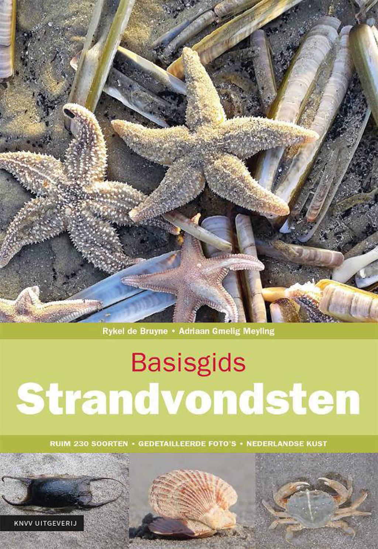 Basisgids Strandvondsten - Rykel de Bruyne en Adriaan Gmelig Meyling