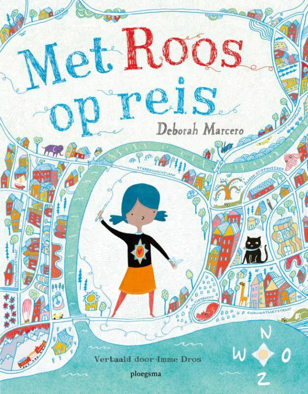 Met Roos op reis - Deborah Marcero