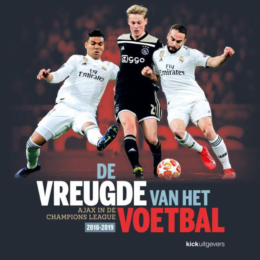 De vreugde van het voetbal - Jaap Visser en Matty Verkamman