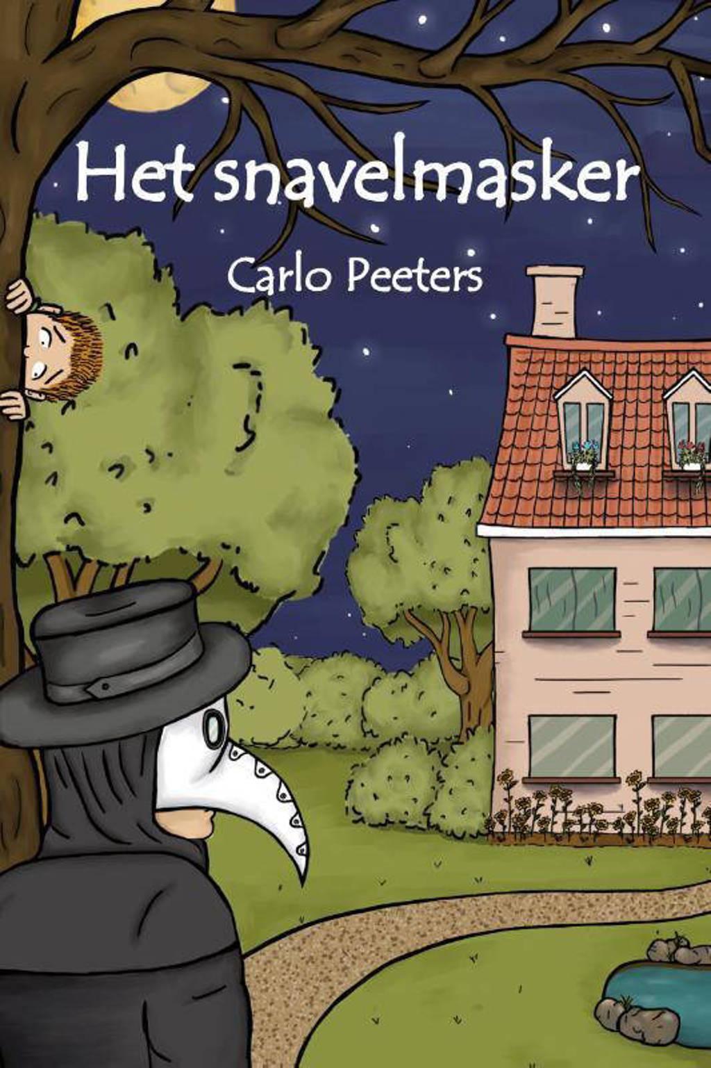 Het snavelmasker - Carlo Peeters