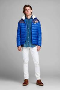 JACK & JONES ORIGINALS winterjas blauw, Blauw
