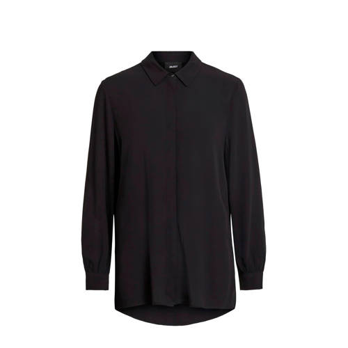 OBJECT blouse zwart