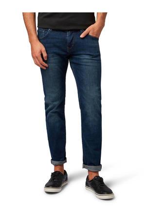 slim fit jeans Piers dark stone wash denim