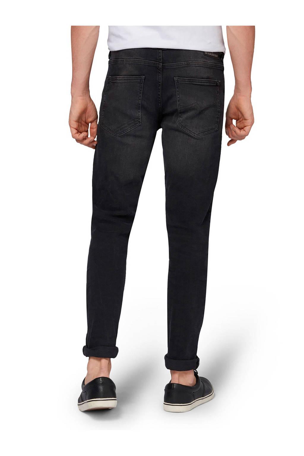 Tom Tailor skinny fit jeans Culver used dark stone, 10250 used dark stone black