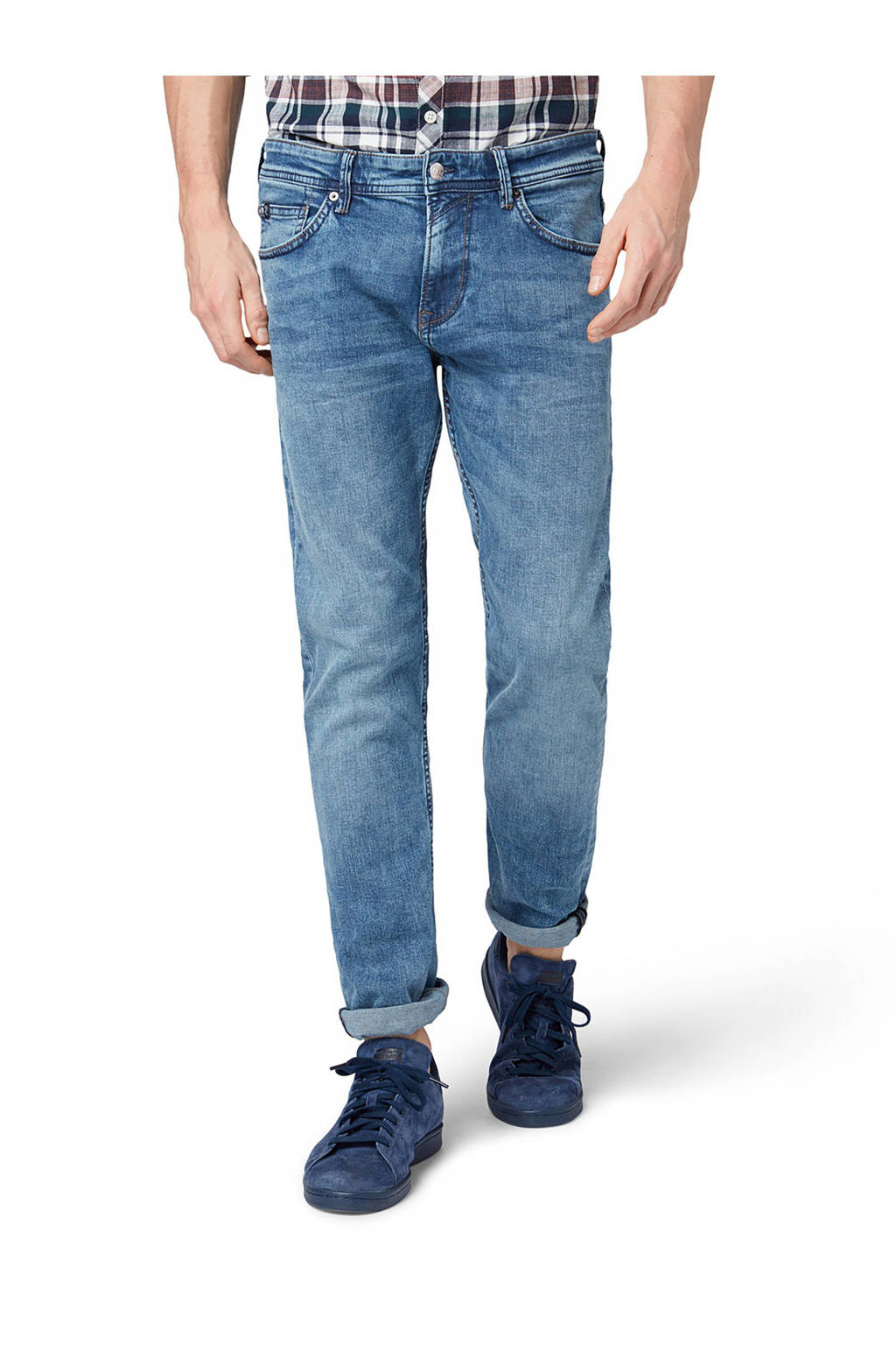 Tom Tailor slim fit jeans Piers light stone wash denim, 10280 light stone wash denim
