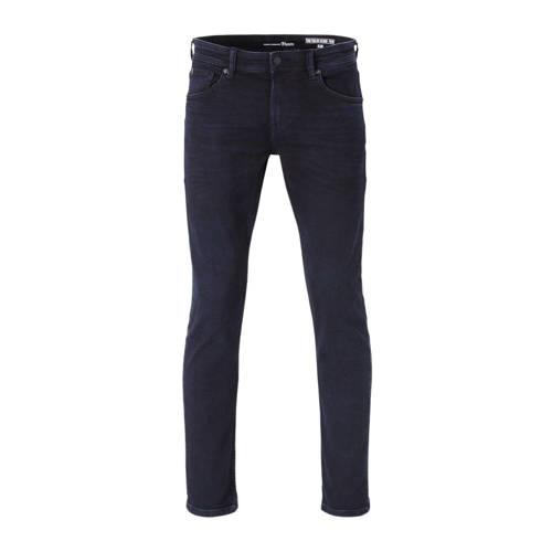 Tom Tailor slim fit jeans Piers blue black denim