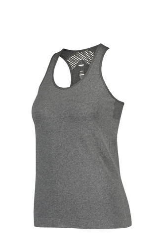 Yoga and pilates collection sporttop grijs