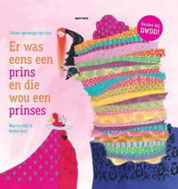 Er was eens een prins en die wou een prinses (met cd) - Martine Bijl