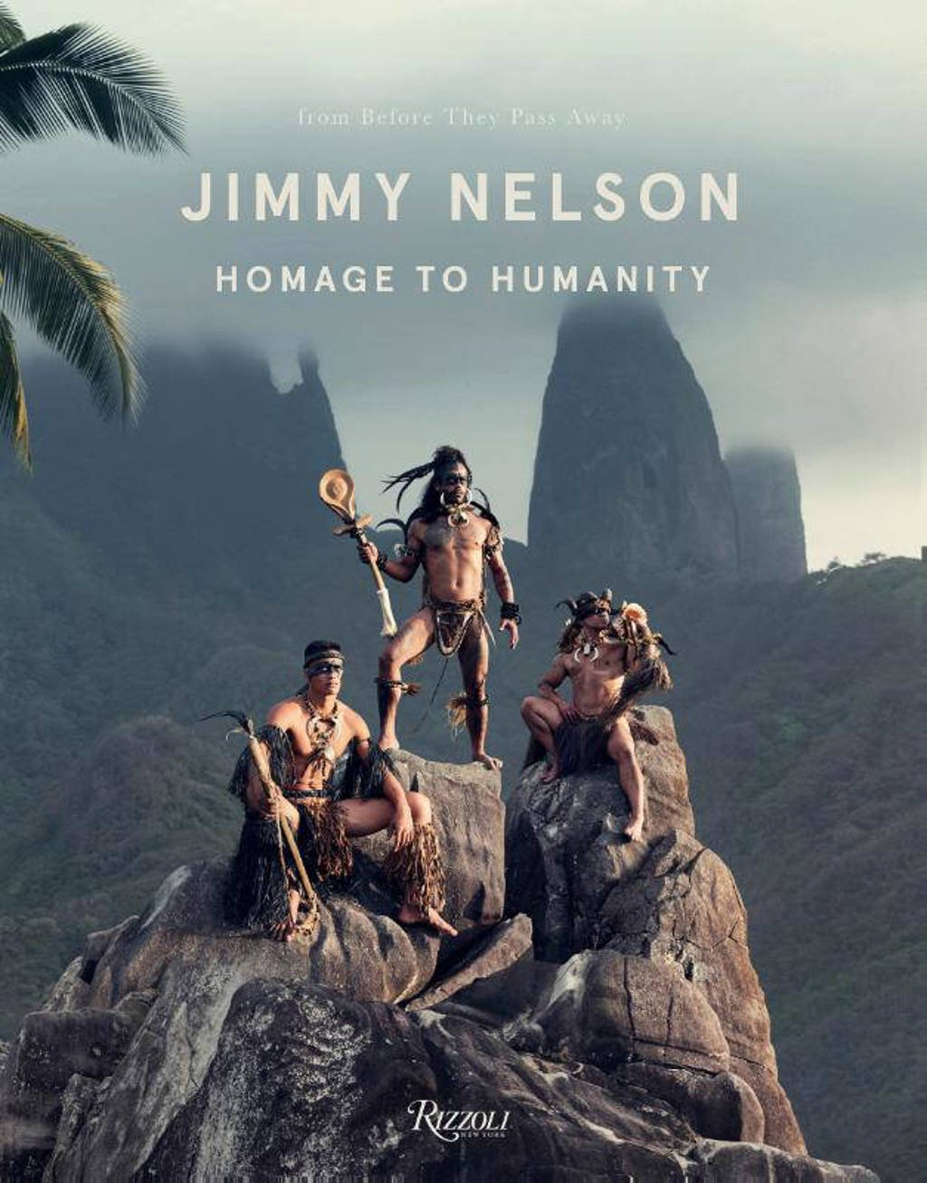 Homage to Humanity - Nelson, Jimmy