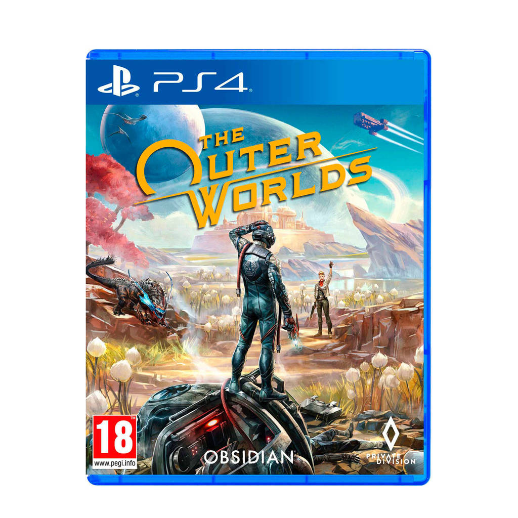The Outer Worlds (PlayStation 4), -