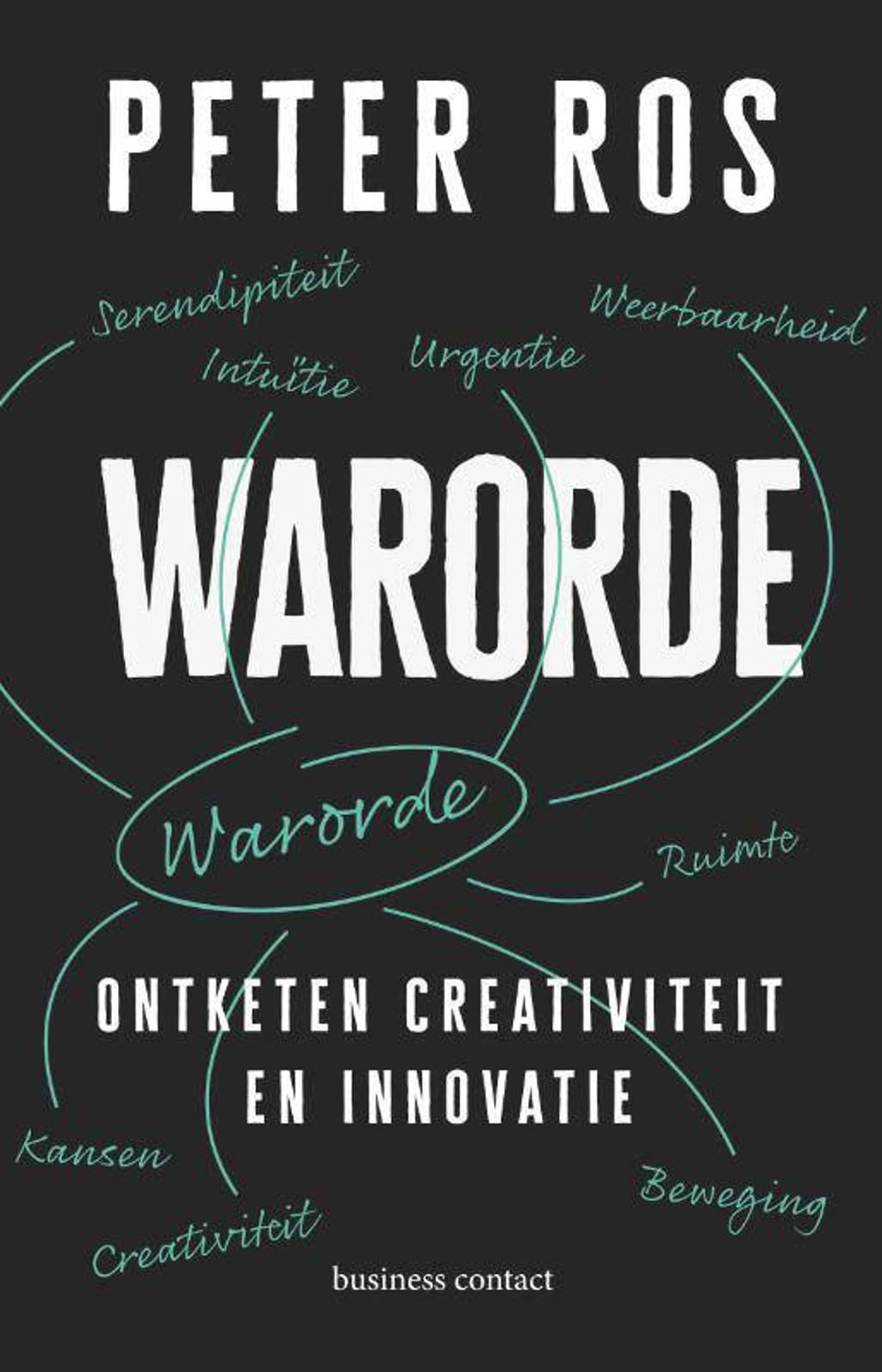Warorde - Peter Ros