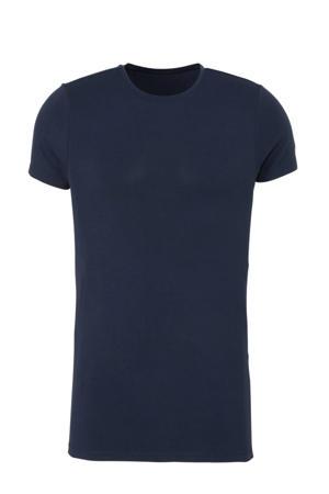 Men Bamboo T-shirt zwart