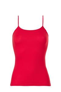 ten Cate Basic hemd rood, Rood