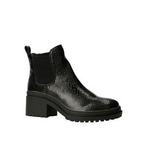 1807074 chelsea boots zwart