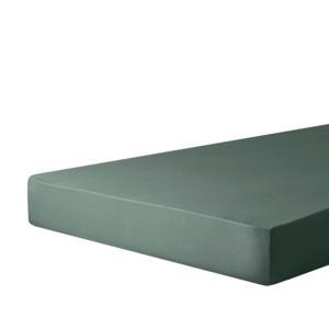 jersey peuterhoeslaken (70x150 cm) Groen