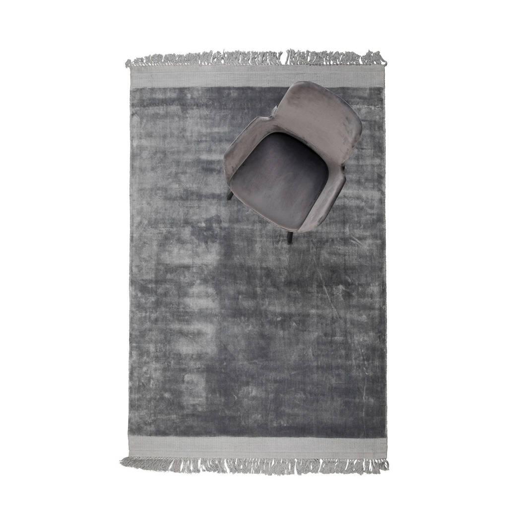 Zuiver vloerkleed  (300x200 cm), Zilver