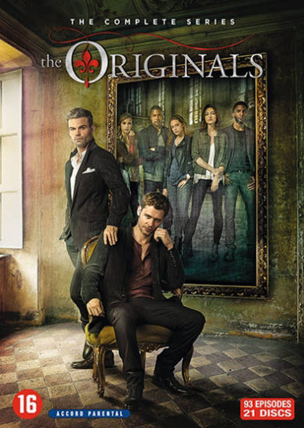 Originals - Complete collection (DVD)