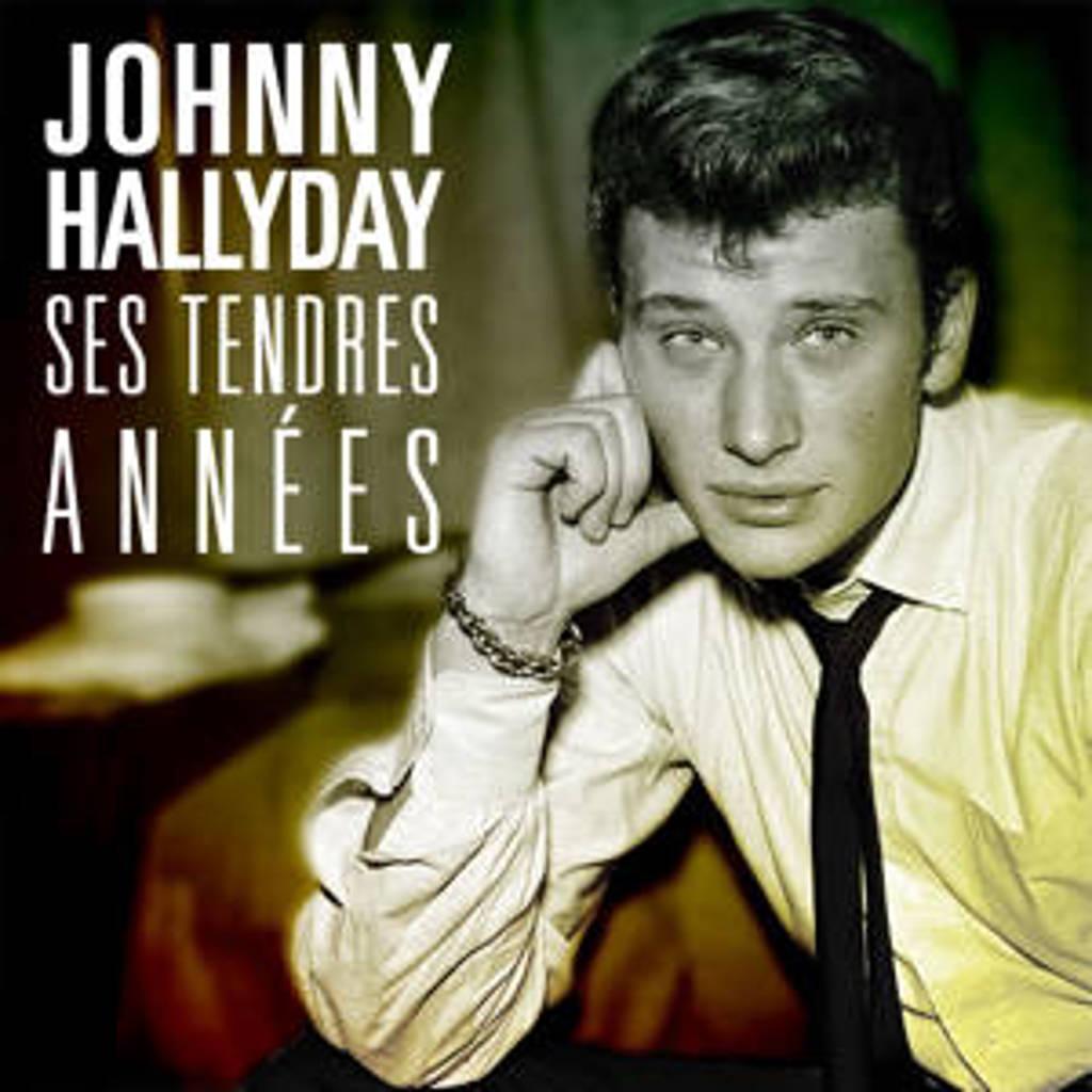 Johnny Hallyday - Ses tendres années (CD)