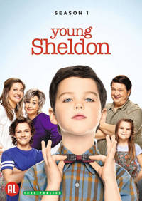 Young Sheldon - Seizoen 1  (DVD)