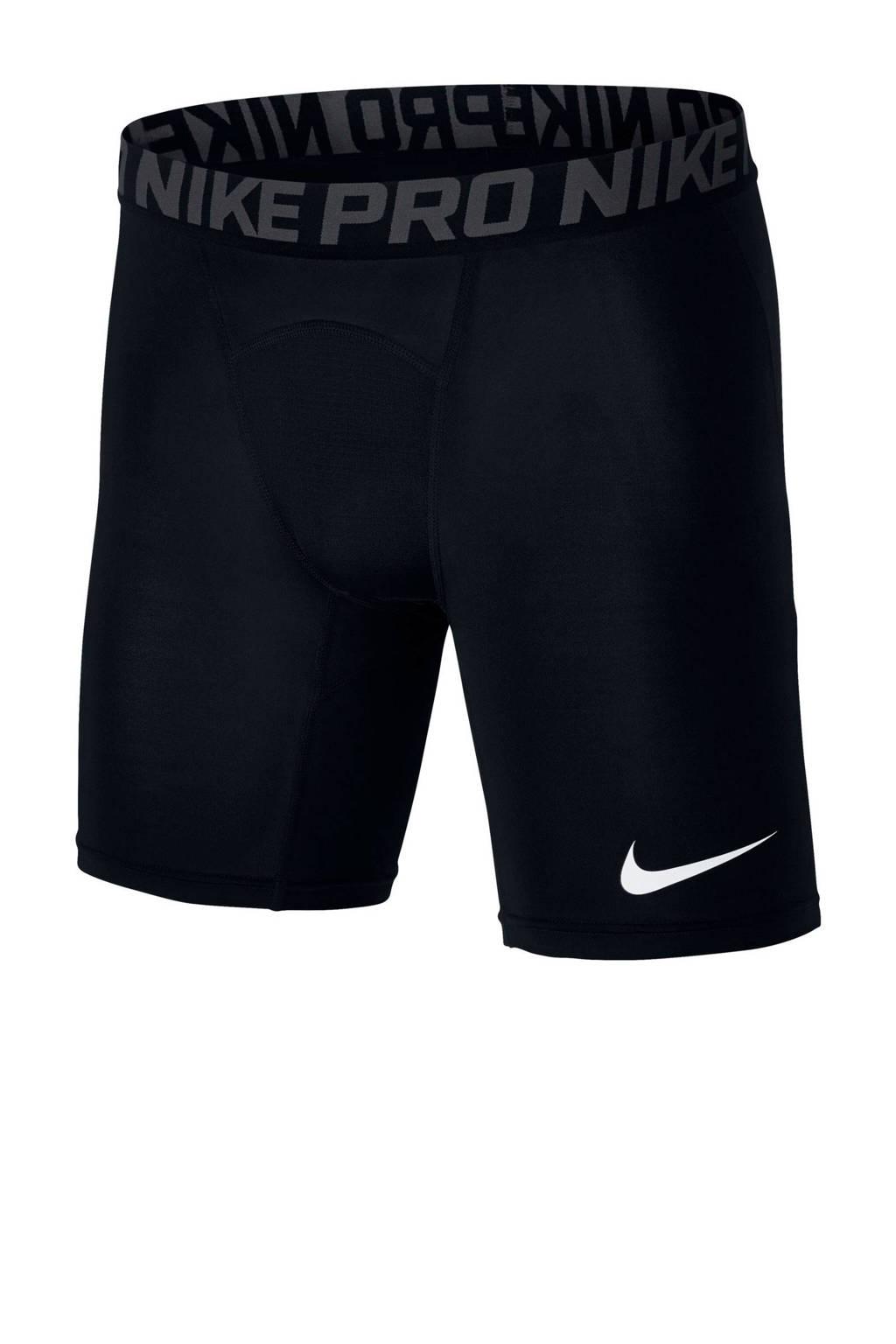 Nike   sportshort zwart, Zwart