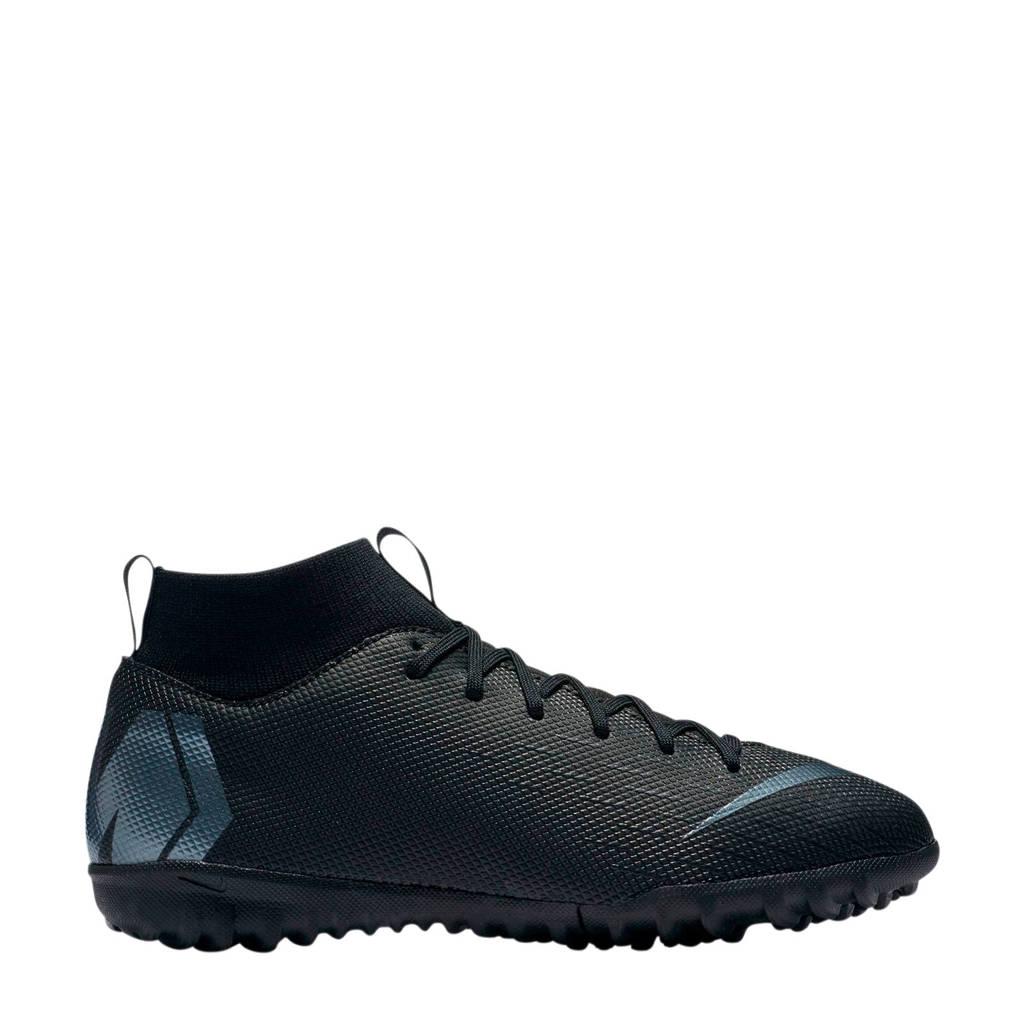 Nike   Mercurial Superfly 6 Academy GS FG voetbalschoenen, Zwart